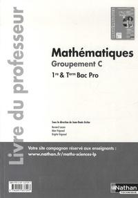 Jean-Denis Astier - Mathematiques Première et Terminale Bac Pro Groupement C - Livre du professeur.