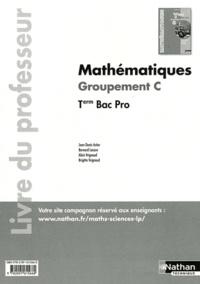 Mathématiques Tle Bac pro Groupement C - Livre du professeur, programme 2011.pdf