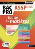 Jean-Denis Astier et Elisabeth Baumeier - Toutes les matières Bac Pro ASSP Accompagnement Soins et Services à la Personne 2nd 1re Tle.