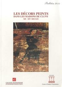 Galabria.be Les décors peints dans les maisons de Cluny, XIIe-XIVe siècles Image
