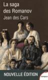 Jean Des Cars - La saga des Romanov.