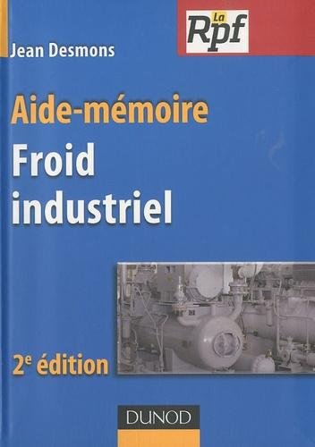 Jean Desmons - Froid industriel.