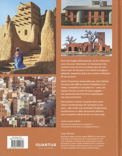 Habiter la terre. L'art de bâtir en terre crue. Traditions, modernité et avenir