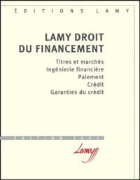 Deedr.fr Lamy droit du financement Image