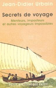 Jean-Didier Urbain - .