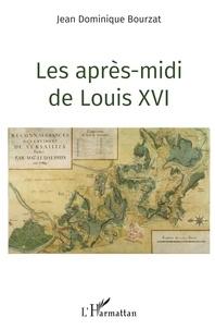 Histoiresdenlire.be Les après-midi de Louis XVI Image