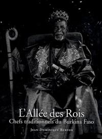 Jean-Dominique Burton - L'Allée des Rois - Chefs traditionnels du Burkina Faso.