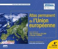 Atlas permanent de l'Union européenne - Jean-Dominique Giuliani pdf epub