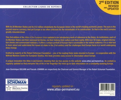 Permanent Atlas of the European Union 2nd edition