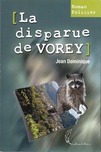 Jean Dominique - La disparue de Vorey.
