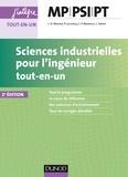 Jean-Dominique Mosser et Pascal Leclercq - Sciences industrielles pour l'ingénieur MP, PSI, PT - 2e éd..