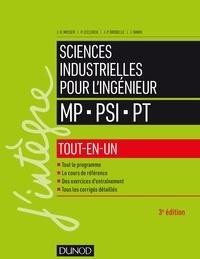 Jean-Dominique Mosser et Pascal Leclercq - Sciences industrielles pour l'ingénieur MP, PSI, PT - 3e éd..