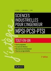 Jean-Dominique Mosser et Jacques Tanoh - Sciences industrielles pour l'ingénieur MPSI-PCSI-PTSI - 2e éd. - Tout-en-un.