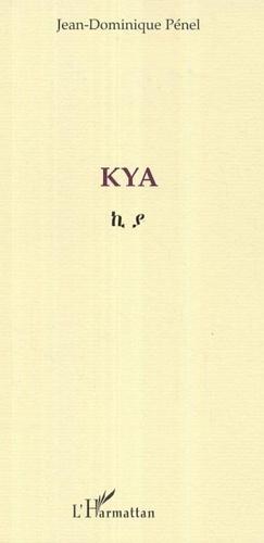 Jean-Dominique Pénel - Kya.