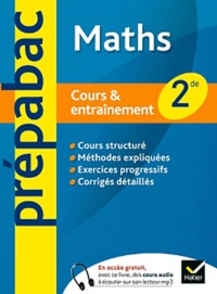 Jean-Dominique Picchiottino - Mathématiques 2de - Cours et entrainement.