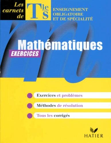 Jean-Dominique Picchiottino - Mathématiques terminale S. - Enseignement obligatoire et de spécialité, exercices.