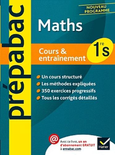 Jean-Dominique Picchiottino et Annick Meyer - Maths 1e S.
