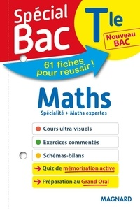 Jean-Dominique Picchiottino - Maths Tle spécialité + Maths expertes.