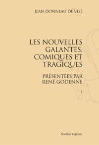 Jean Donneau De Visé - Les nouvelles galantes comiques et tragiques - En 3 volumes.
