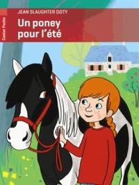 Jean Doty-Slaughter - Un poney pour l'été.