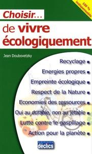 Choisir de vivre écologiquement.pdf