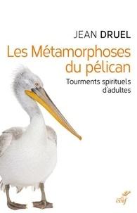 Jean Druel - Les métamorphoses du pélican - Les tourments spirituels d'adultes.