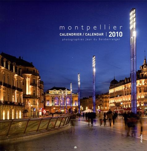 Jean Du Boisberranger - Montpellier - Calendrier 2010.
