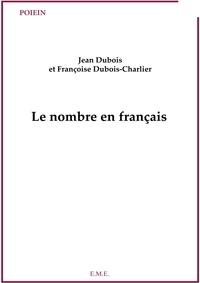 Jean Dubois - Le nombre en francais.