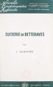 Jean Dubourg et Jean Lefèvre - Sucrerie de betteraves.