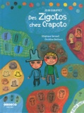 Jean Dubuffet - Des Zigotos chez Crapoto.