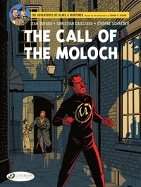 Jean Dufaux et Etienne Shreder - Blake & Mortimer -The Call of the Moloch.