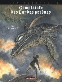 Jean Dufaux et  Teng - Complainte des Landes perdues 1 : Complainte des landes perdues - Cycle 4 - Tome 1 - Lord Heron.