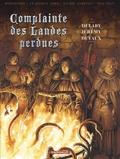 Jean Dufaux et Philippe Delaby - Complainte des Landes perdues Cycle Les Chevaliers du Pardon Tomes 1 à 4 : Moriganes ; Le Guinea Lord ; La fée Sanctus ; Sill Valt.