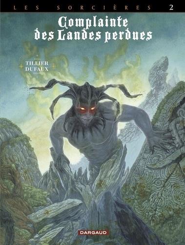 Complainte des landes perdues - Cycle Les Sorcières Tome 2 Inferno -  -  Edition collector