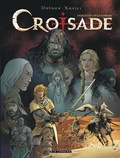 Jean Dufaux et Philippe Xavier - Croisade Intégrale Tome 2 : Cycle Nomade.