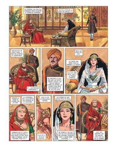 Djinn L'intégrale Cycle 3 Cycle indien. Tome 10, Le pavillon des plaisirs ; Tome 11, Une jeunesse éternelle ; Tome 12, Un honneur retrouvé ; Tome 13, Kim Nelson