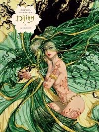 Jean Dufaux et Ana Mirallès - Djinn Tome 1 : La favorite - Avec les dessins intimes d'Ana Mirallès.