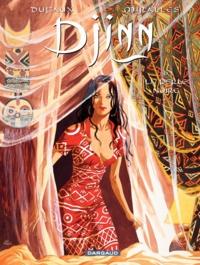 Jean Dufaux et Ana Mirallès - Djinn Tome 6 : La perle noire.