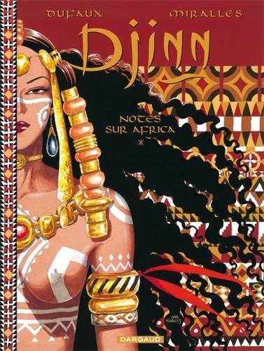 Djinn Tome Notes sur Africa