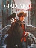 Jean Dufaux et  Griffo - Giacomo C - Retour à Venise Tome 2 : Le Maître d'école.