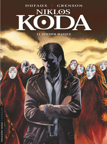 Niklos Koda Tome 15 - Le dernier masque - 9782803655175 - 5,99 €
