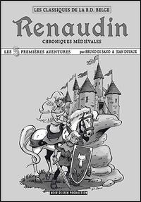 Jean Dufaux - Renaudin, chroniques medievales.