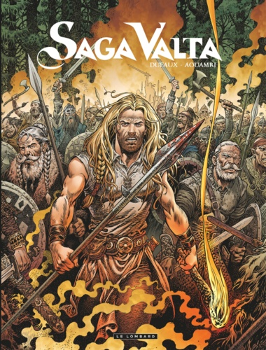 Saga Valta Tome 3 - 9782803655274 - 5,99 €