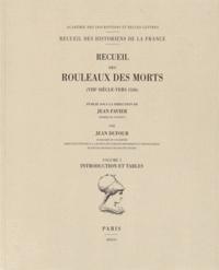Corridashivernales.be Recueil des rouleaux des morts (VIIIe siècle-vers 1536) - Volume 5, Introduction et tables Image