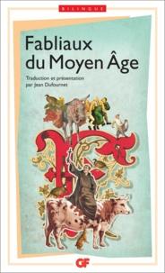 Jean Dufournet - La bibliothèque idéale des 50 ans GF Tome 15 : Fabliaux du Moyen-Age - Edition bilingue français-vieux français.