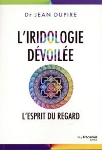 Deedr.fr L'iridologie dévoilée - L'esprit du regard Image