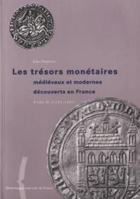 Coachingcorona.ch Les trésors monétaires médiévaux et modernes découverts en France - Tome 2 (1223-1385) Image