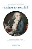 Jean Duron - Grétry en société.