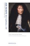 Jean Duron - Regards sur la musique - Au temps de Louis XIV.