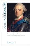 Jean Duron - Regards sur la musique - Au temps de Louis XVI.